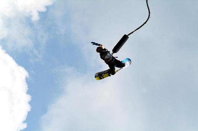 bunge jumping