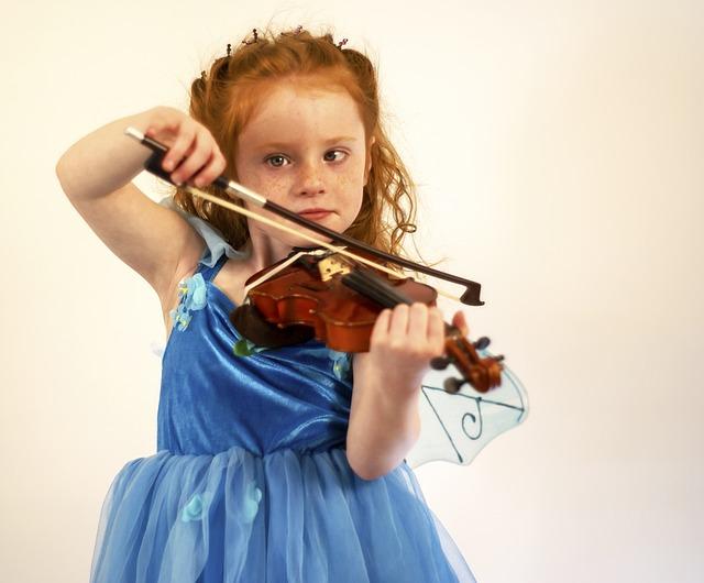 Děti milují zpěv