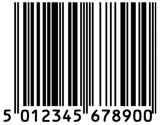 čárový kód