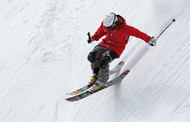 prudké lyžování